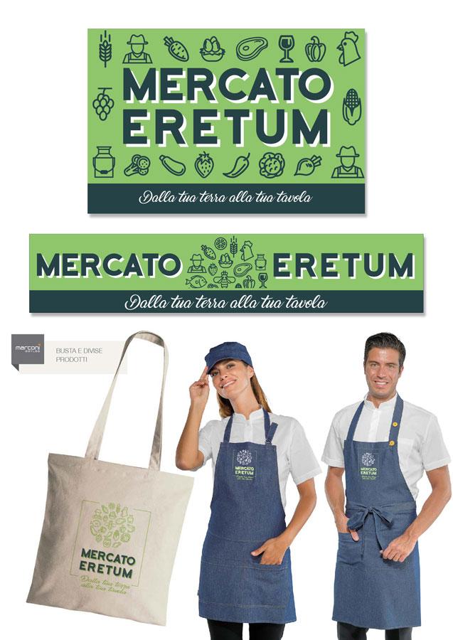 Branding Mercato Eretum