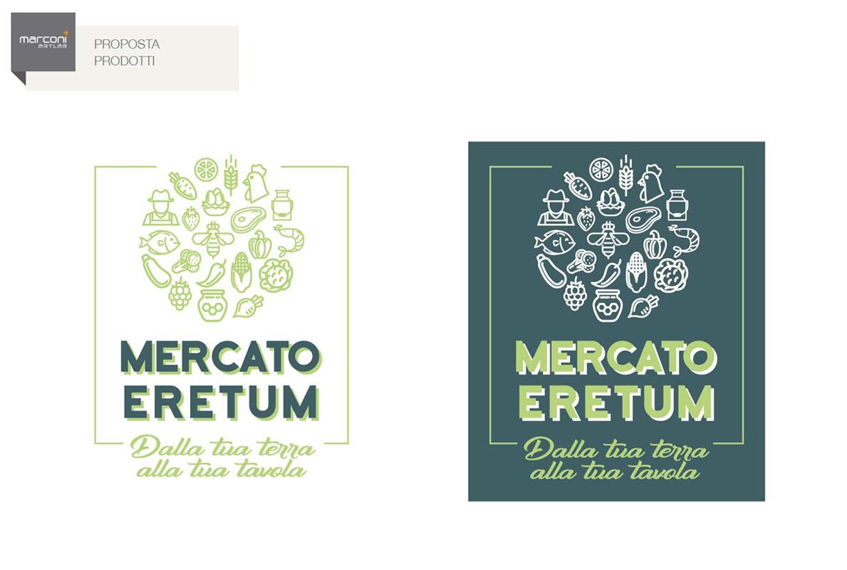 brand Mercato Eretum